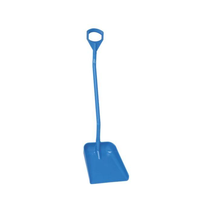 Vikan ergonomic shovel, 380 x 340 x 90 mm, 1310 mm