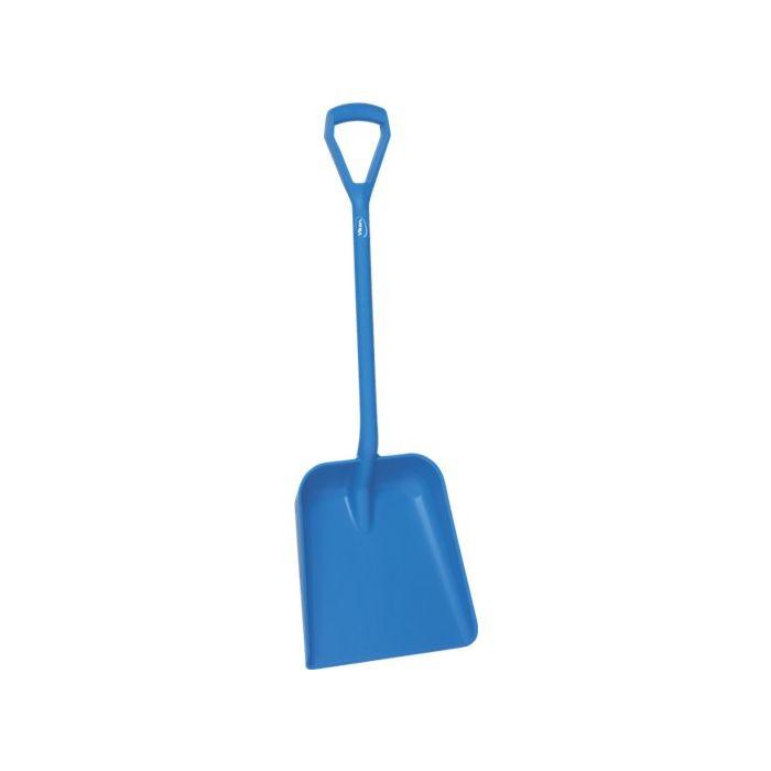 Vikan Shovel, D Grip, 379 x 345 x 90 mm, 1035 mm