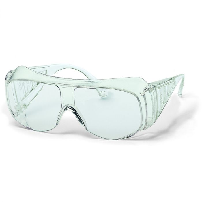UVEX VISITOR SPECTACLE CLEAR LENS - 9161014