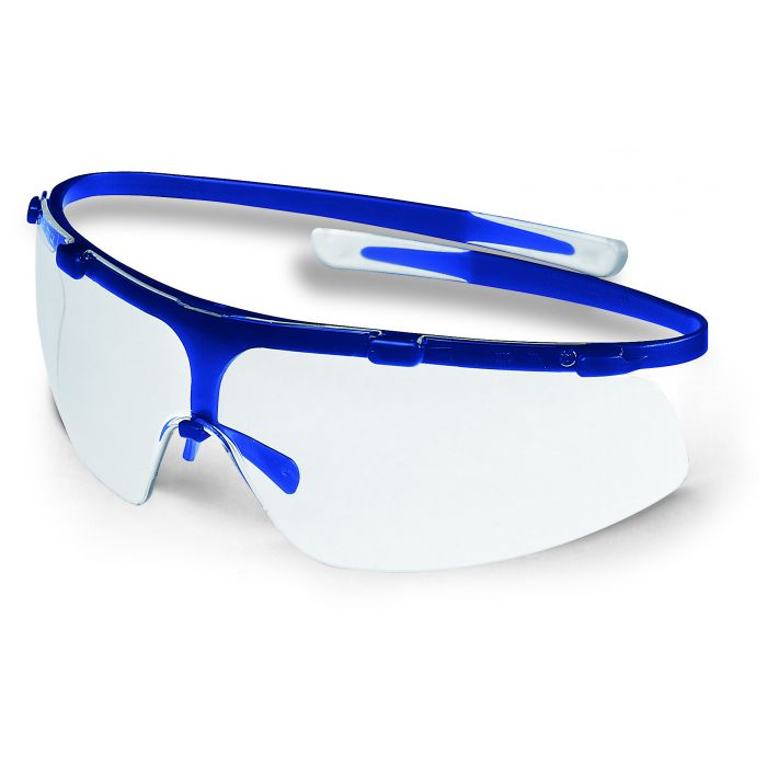UVEX SUPER G CLEAR LENS SAFETY SPECTACLES - 9172265