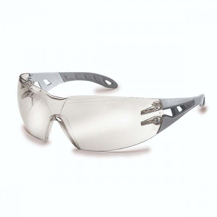 UVEX PHEOS SILVER LENS SAFETY SPECTACLE - 9192881