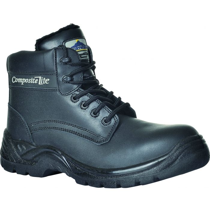 FC12-Fur Lined Thor Boot S3