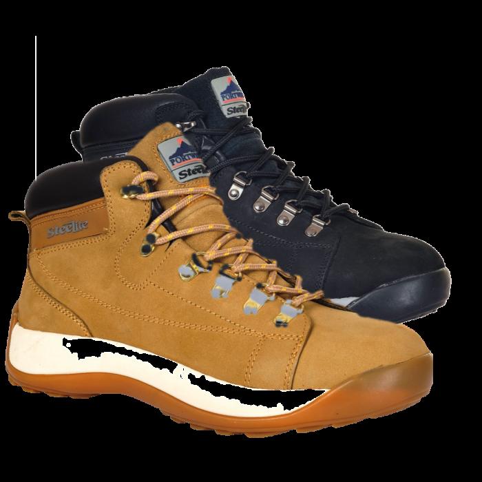 FW31-Nubuck Boot SB