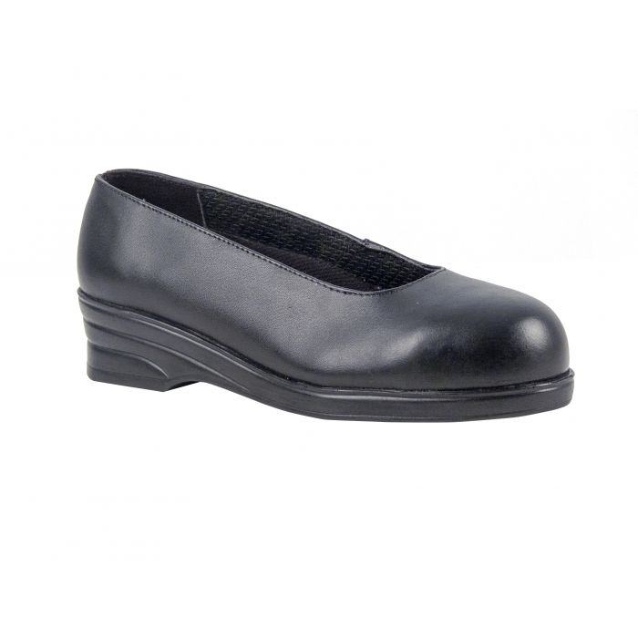 FW49-Ladies Court Shoe  S7