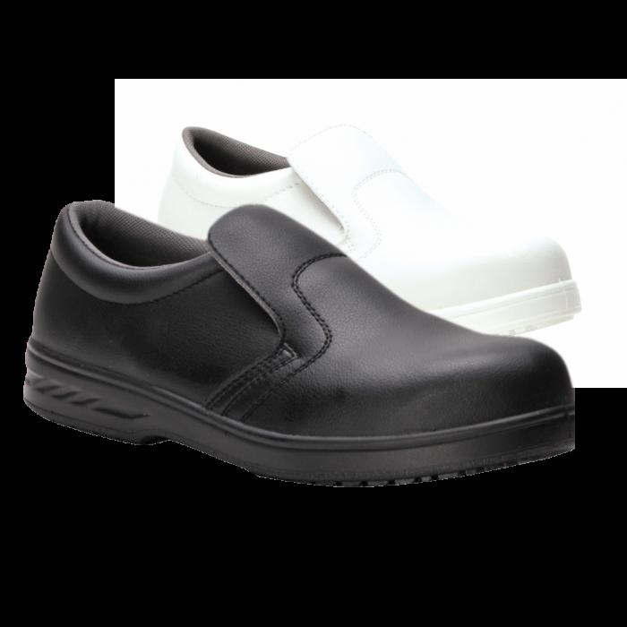 FW81-Slip-On Safety Shoe  S2