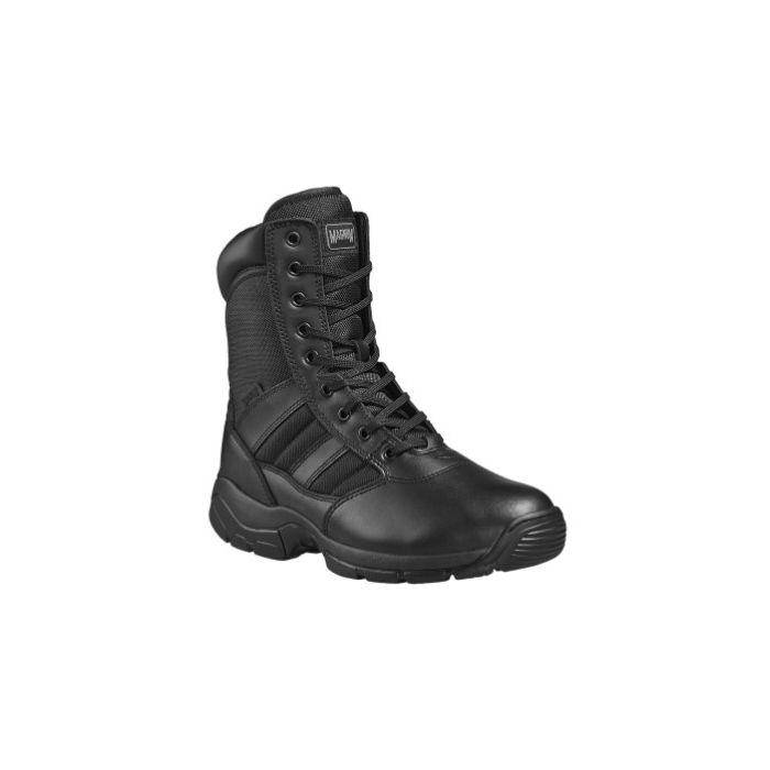HI-TEC MAGNUM PANTHER 8.0 BLACK NON SAFETY UNIFORM BOOTS - M800298