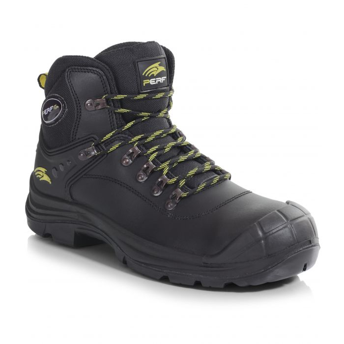 PB1C-BLK Torsion Pro - Black Hiker c/w Cap