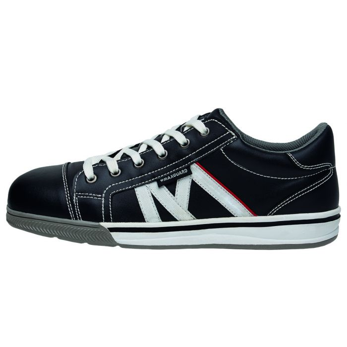 SIZES 7 / 10 ONLY - SHADOW S035 S3 S-CLASS SAFETY SNEAKER BLACK