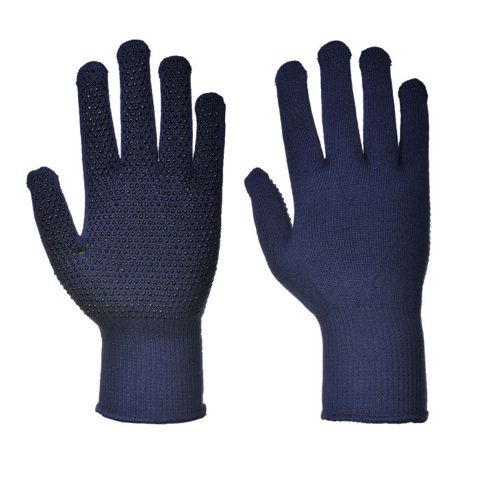 Portwest Thermal Liner Polka Dot Glove - A116