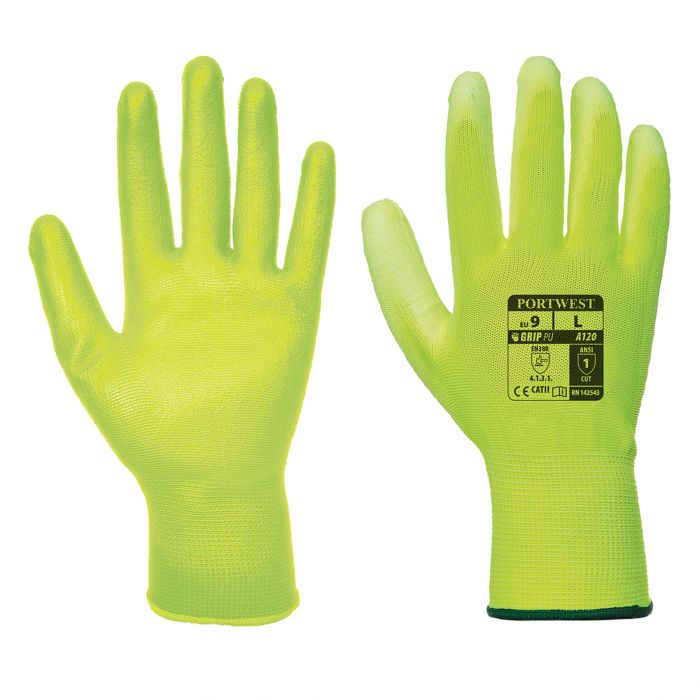 Portwest PU Palm Glove - A120