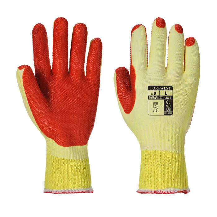 Portwest Tough Grip Glove - A135