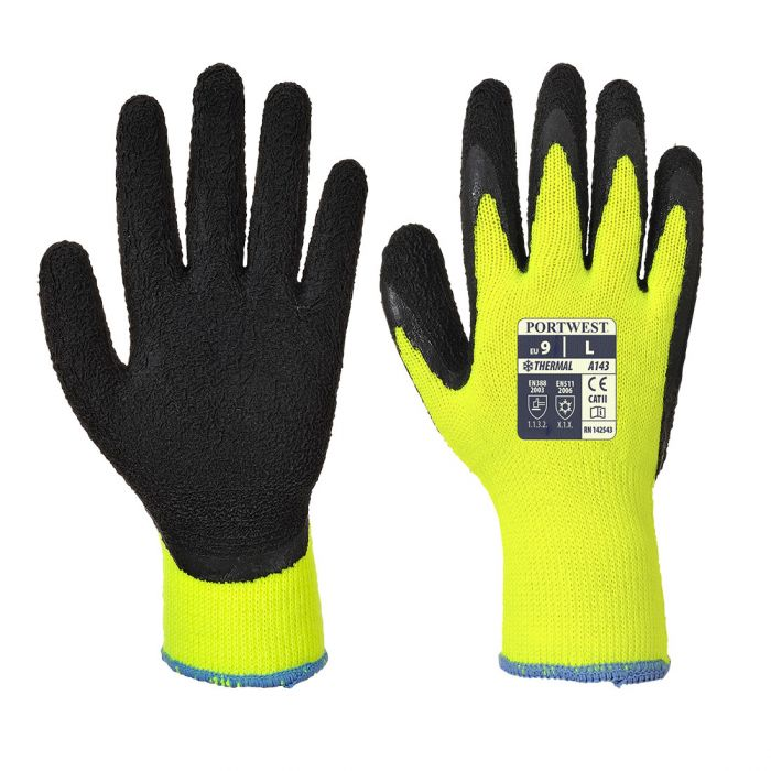 Portwest Thermal Soft Grip Glove - A143