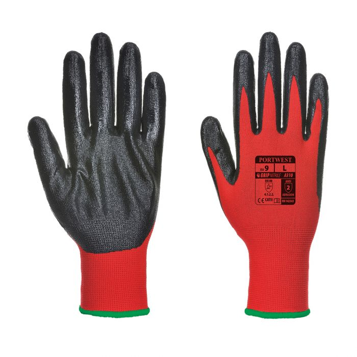 Portwest Flexo Grip Nitrile Glove - A310