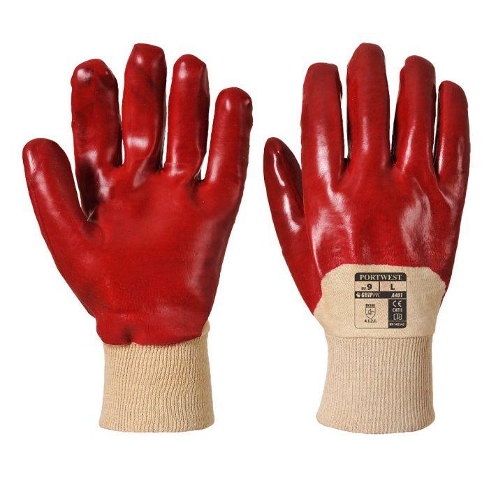 Portwest PVC Venti Glove - A401
