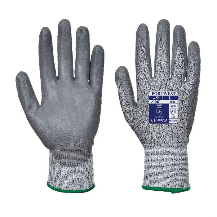 Portwest LR Cut PU Palm Glove - A620