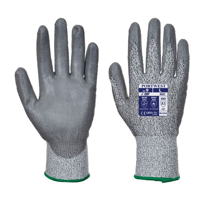 Portwest MR Cut PU Palm Glove - A622