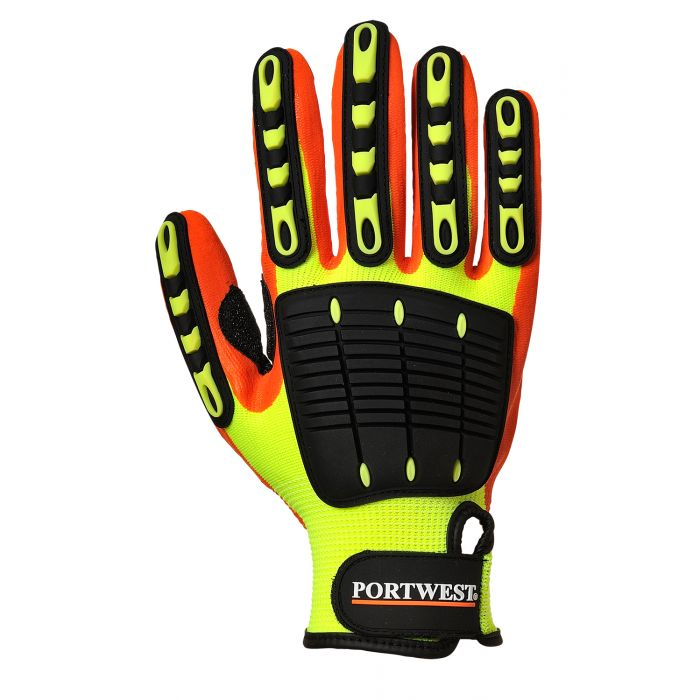 Portwest Anti Impact Grip Glove - A721