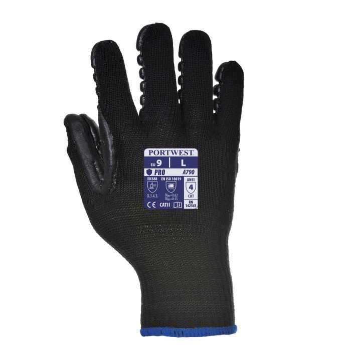 Portwest Anti Vibration Glove - A790