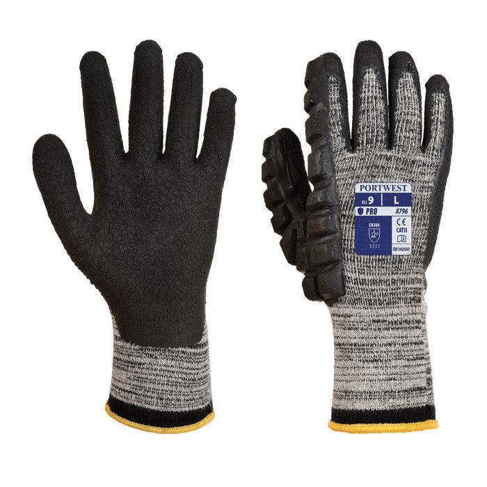 Portwest Hammer-Safe Glove (Left) - A796