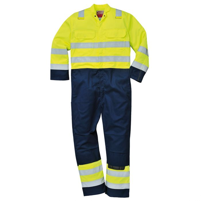 Portwest Hi-Vis Anti-Static Bizflame Pro Coverall - BIZ7