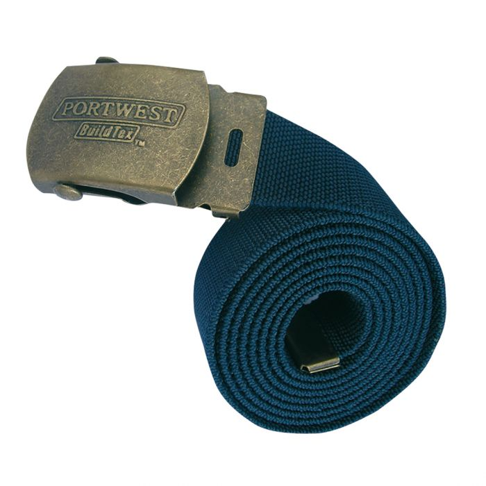 Portwest Elasticated Work Belt - C107