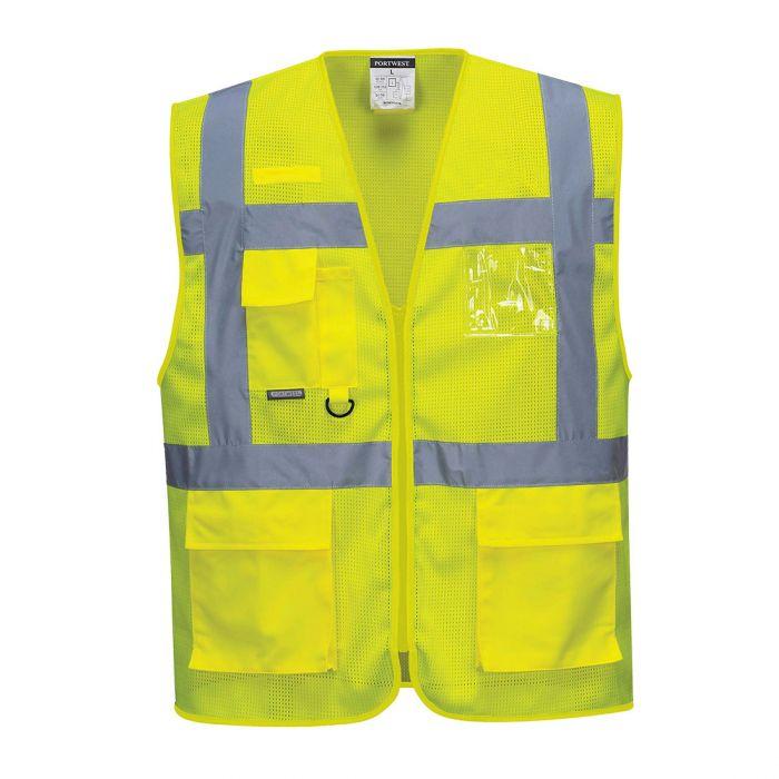 Portwest Athens MeshAir Executive Vest - C376
