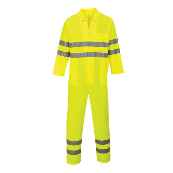 Portwest Hi-Vis Coverall - C485