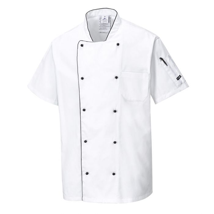 Portwest Aerated Chefs Jacket - C676