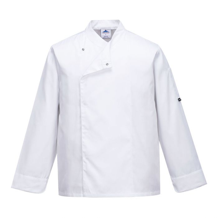 Portwest Cross-Over Chefs Jacket - C730