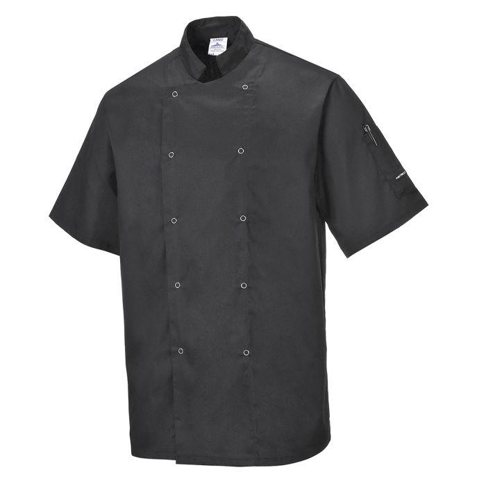Portwest Cumbria Chefs Jacket - C733