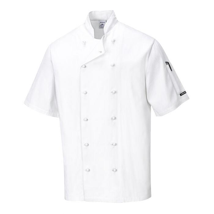 Portwest Newport Chefs Jacket - C772