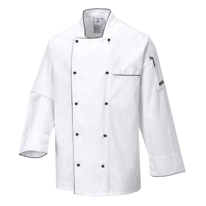 Portwest Executive Chefs Jacket - C776