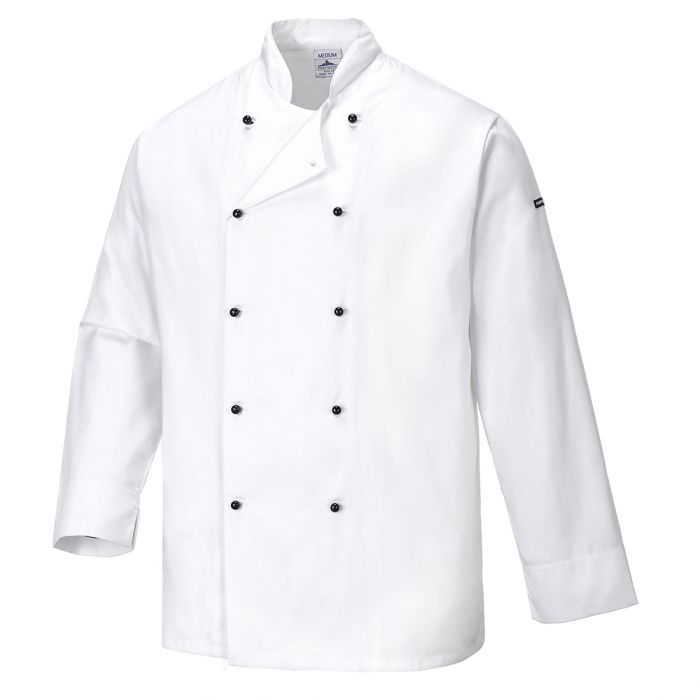 Portwest Cornwall Chefs Jacket - C831