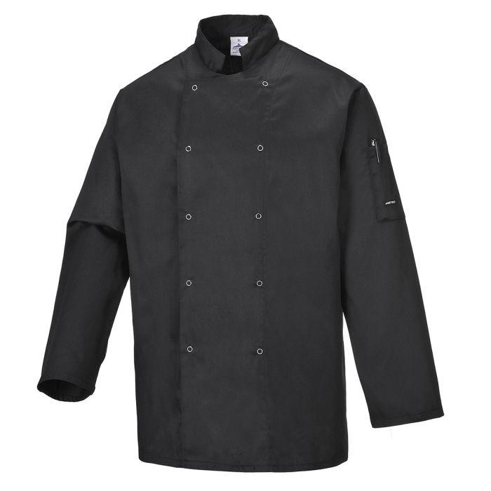 Portwest Suffolk Chefs Jacket - C833