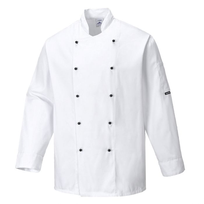 Portwest Somerset Chefs Jacket - C834
