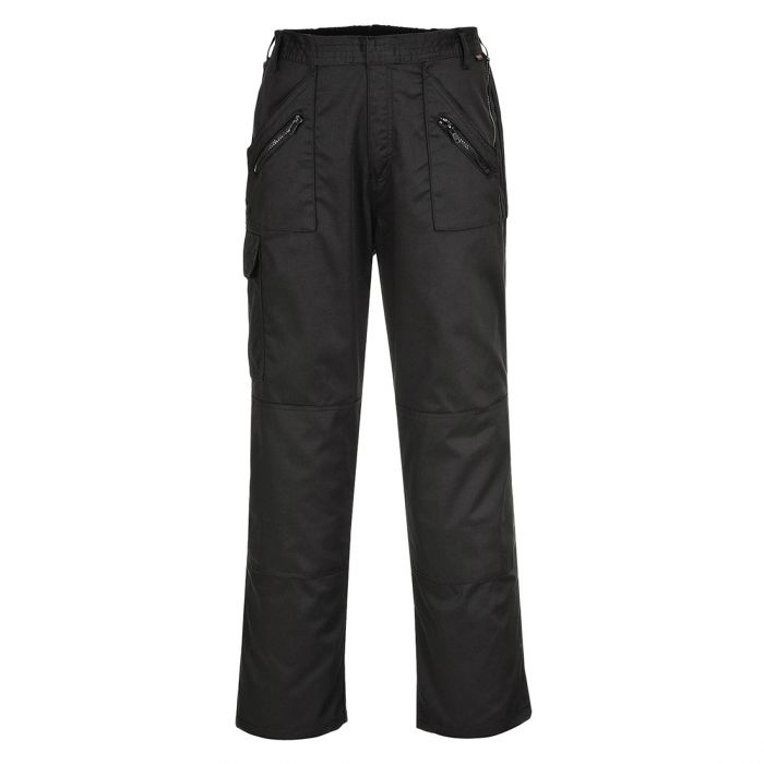 Portwest Action Trousers, With Back Elastication - C887