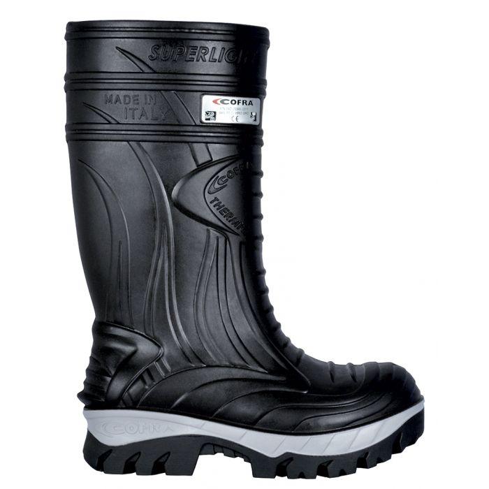 COFRA THERMIC BLACK SAFETY WELLINGTON S5 CI HRO SRC