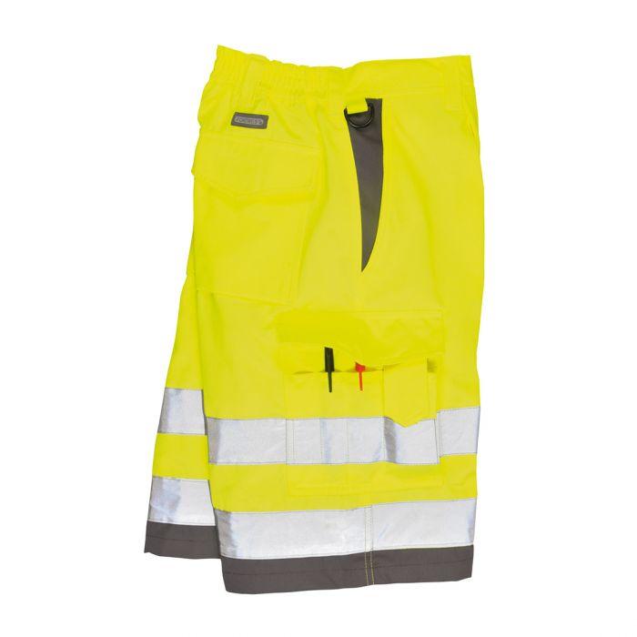 Portwest Hi-Vis Poly-cotton Shorts - E043