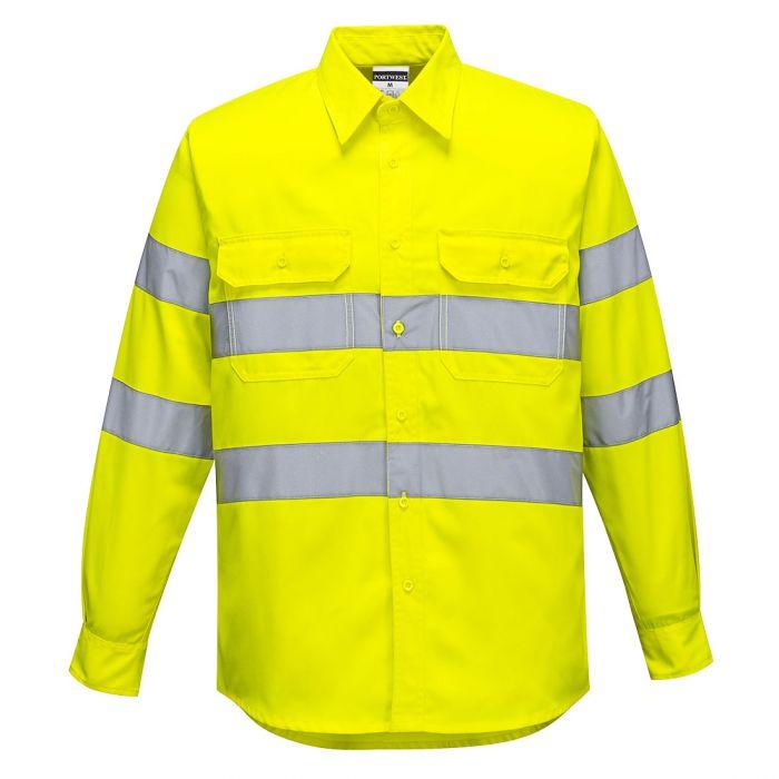 Portwest Hi-Vis Shirt - E044