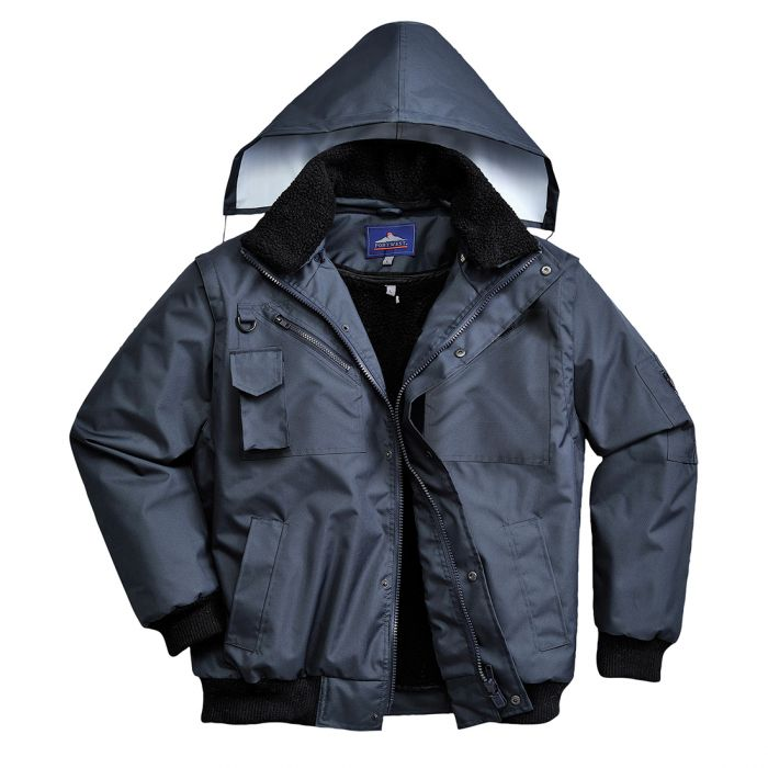 Portwest 3-in-1 Bomber Jacket - F465