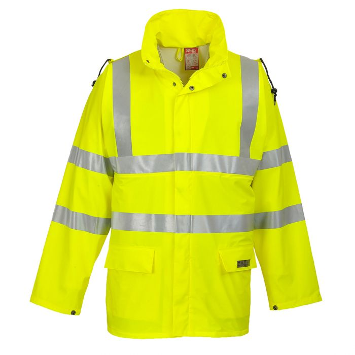 Portwest Sealtex Flame FR Hi-Vis Jacket - FR41