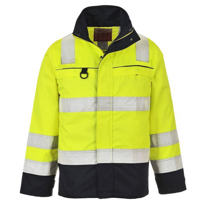 Portwest Hi-Vis Multi-Norm Jacket - FR61