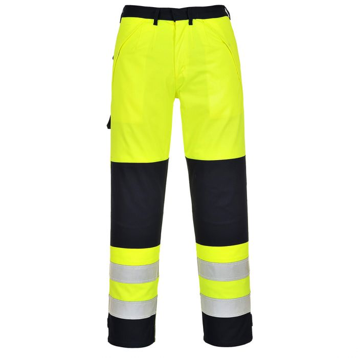 Portwest Hi-Vis Multi-Norm Trousers - FR62
