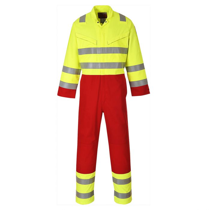 Portwest Bizflame Services Coverall - FR90