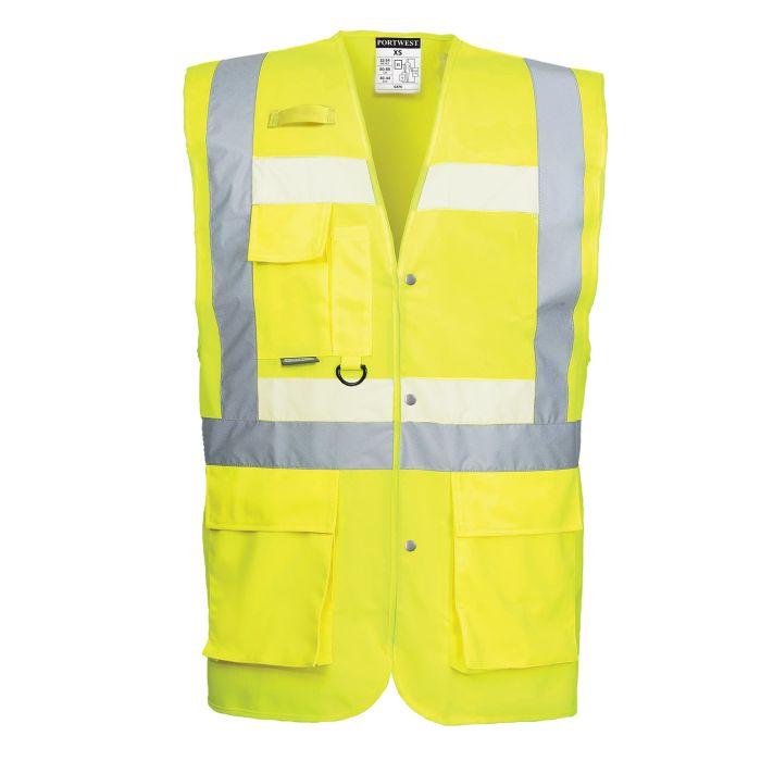 Portwest Glowtex Executive Vest - G476