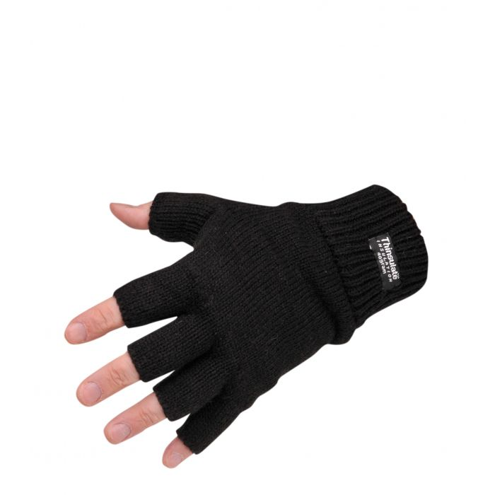 Portwest Knit Fingerless Gloves - GL14