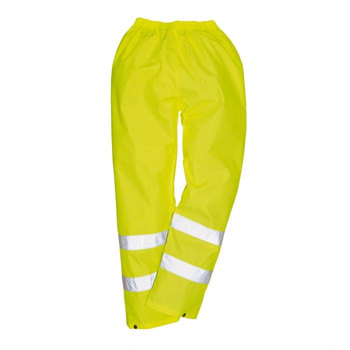 Portwest Hi-Vis Rain Trousers - H441
