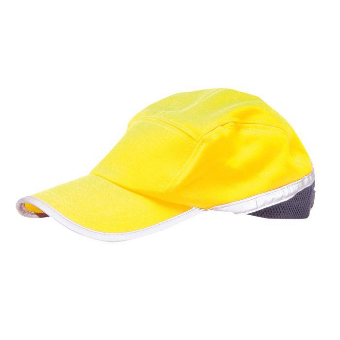 Portwest Hi-Vis Baseball Cap - HB10