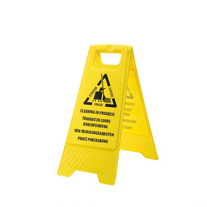 Portwest Cleaning In Progress Sign - HV22