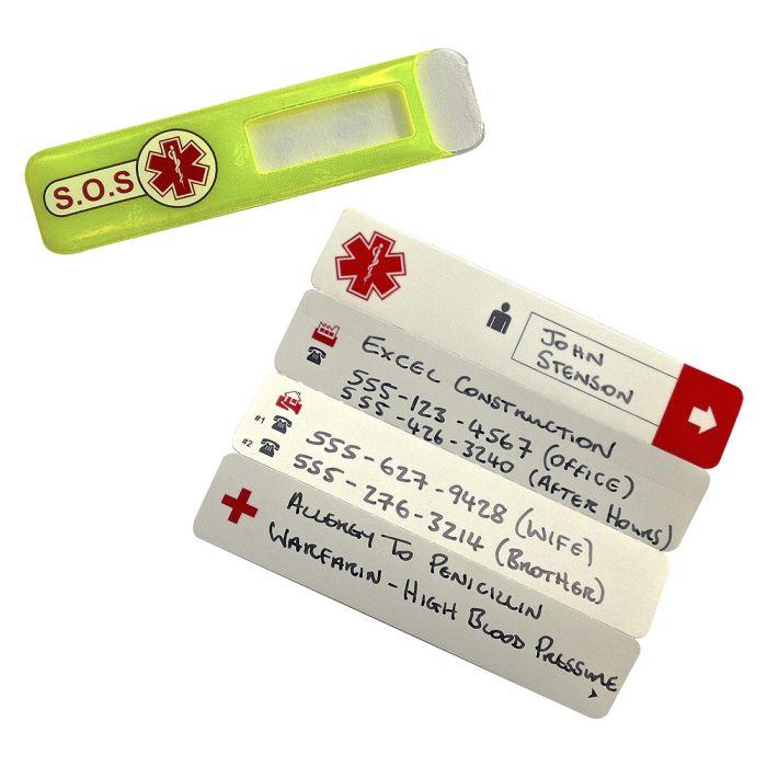 Portwest Universal Emergency ID - ID11